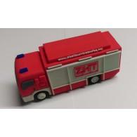 USB Flash disk 16GB -  3D hasičské auto
