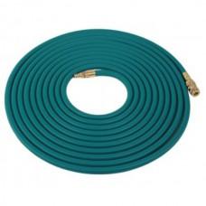 Vzduchová hadice 15m zelená - s rychlospojkou