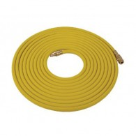 Vzduchová hadice 10m žlutá - s rychlospojkou