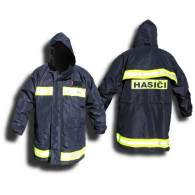 Raincoat for Firefighters XXXL