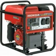 elektrocentrála jednofázová HONDA EM 30 K2