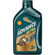 Dvoutaktní olej Shell Advance Ultra 2